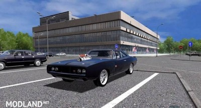 Dodge Charger RT Fast & Furious Edition 1970 [1.5.5]